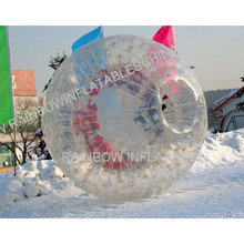 Human Inflatable Bumper Bubble Ball For Outdoor Sports