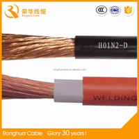 annealed copper ofc rubber insulated wires cables
