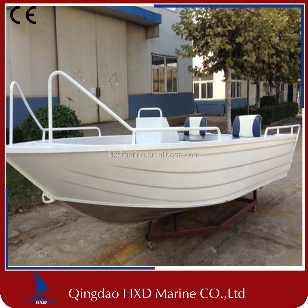 CE Approved Aluminum Fishing Vessels Sale for Transportation