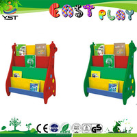 cheap kids furniture plastic book cabinet/kindergarten classroom furniture/bookshelf/bookrack