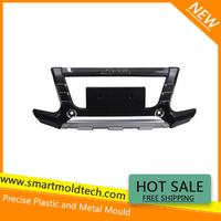 Car bumper parts plastic injection mold suppliers