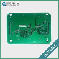 Shenzhen Manufacturer Oem Multilayer Green Solder