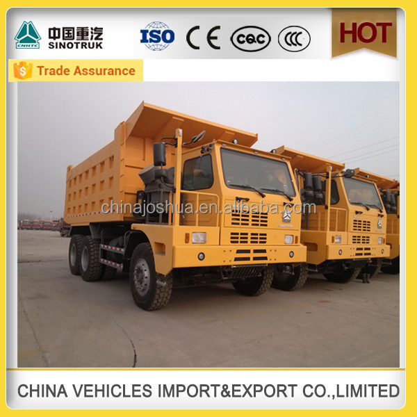 hot sale sinotruk professional mine dump truck for sale