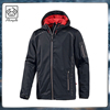 Promotion blank men xxxl size jacket small quantity custom design waterproof jacket