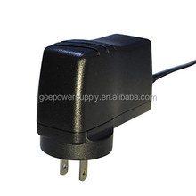 GOE CE ROHS approved 12v 1a AC to DC medical plug switch mode power supply adapter