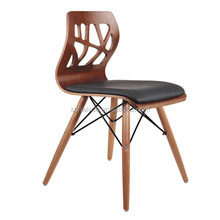 HY2009 Smoothly painted in black/red/white Harry Bertoia Wire Chair/wronght iron dining chair