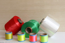 Anti-UV Dope Dyed Industrial Polyester Yarn Fibre