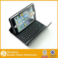 made in china ABS Bluetooth Keyboard Case For ipad mini