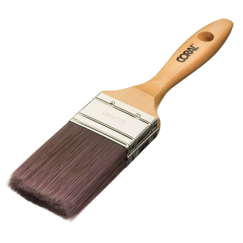 Coral Contractor Paint Brush