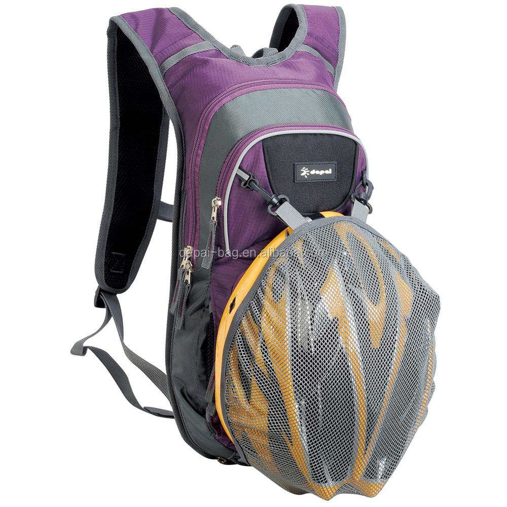 Solar Running Riding Hydration Backpack With Adjustable Strap System