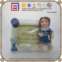 Gift Items Home Decorative Antique Resin Photo Frame Resin Sex Photo Frame