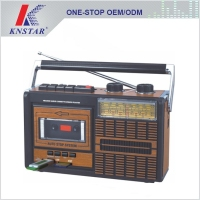 Super Quality Cassette Player AM FM Radio Cassette Recorder
