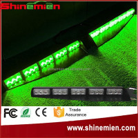 12v car interior visor dash led light bar Car Truck Emergency Strobe Flash Light Windshield Warning Light
