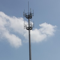 Ample supply and prompt delivery new arrival radio telecom monopole tower