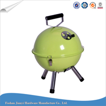 Hot Portable Charcoal BBQ Grill With Football Helmet Design
