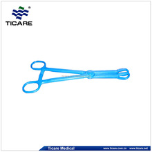 Plastic Disposable Medical Forceps Surgical Tweezers