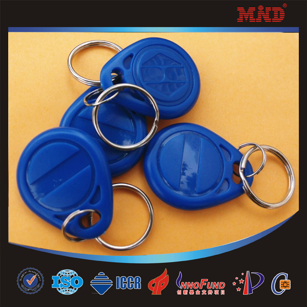 MDT0076 Custom oval shaped floated key tag / floating keychain / floatable key ring