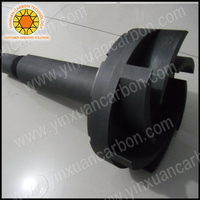 High Purity Graphite Impeller for Vacuum Pump