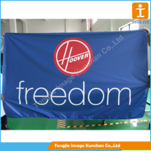 Large Format Fabric Banner,Dye Sublimation Cotton Satin Fabric Banner
