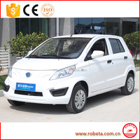 New style cheap 4 wheel brushless Electric Passenger Car
