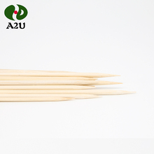 Cheap Price 40cm Bamboo Loop Food Skewer