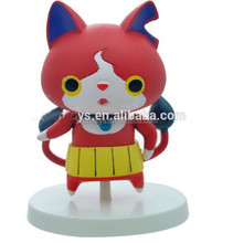 Hot sale PVC pokemon animal figurine