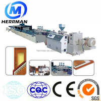 PVC board twin-screw extrusion line