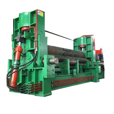 High Quality Iron Upper <strong>Roller</strong> Universal Bending Machine For Steel Plate <strong>W11S</strong> Hydraulic Plate Rolling Machine Details