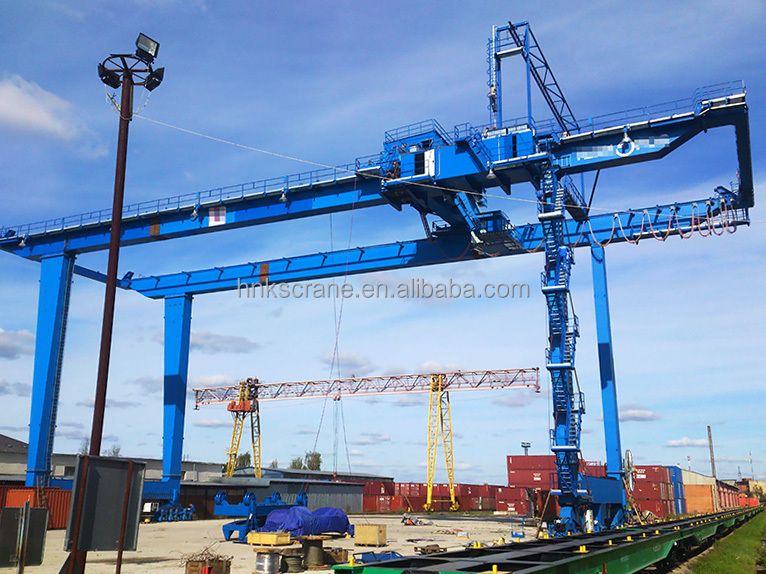 High Quality Outdoor 150 tons Gantry Crane
