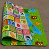 Baby Kid Crawl Play Mat Floor Activity Rug Double Sides Large 2mx1.8m