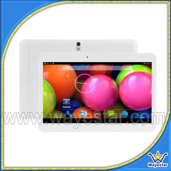 Customized 10 inch Tablet 3G Andriod 4.4 Dual Sim Phone Call Tablet PC