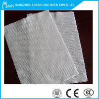 woodpulp polyester cleaning cloth nonwoven fabric for industry