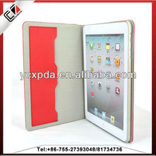 2013 best selling book leather case for mini ipad,for i pad cases