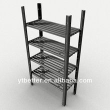 Factory direct round metal clothes racks