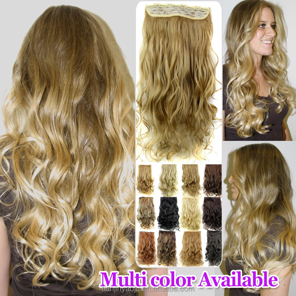 Express ali Synthetic hair weft 613 color clip in hair extension with sexy girls xxx china photos