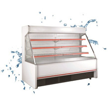 Brand new vegetable display chiller /used commercial refrigerators/ chiller fridge for Rosh CE UL certificate