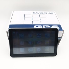 "7""gps navigation factory bottom price car gps auto navigator with Full Euro map"