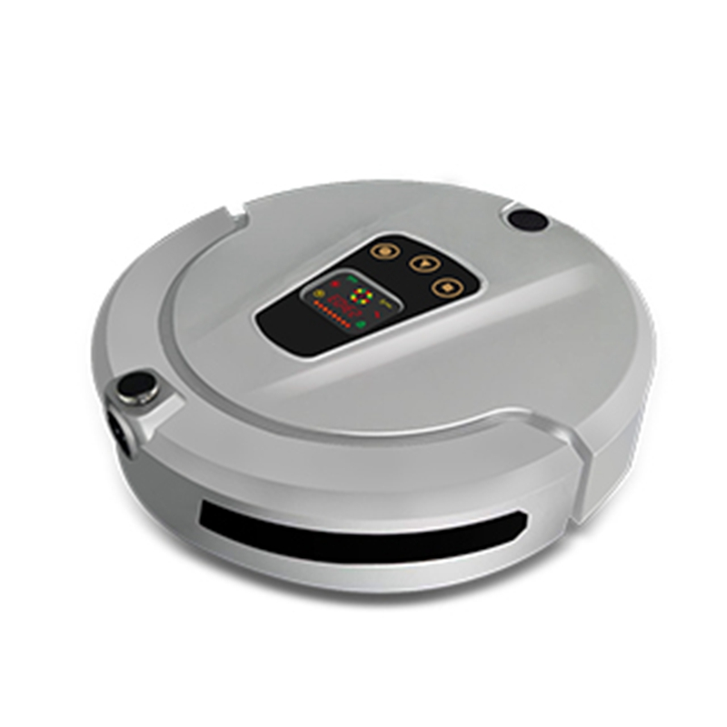 Cheap factory direct custom product low price smart vacuum robot cleaner with led touch screen