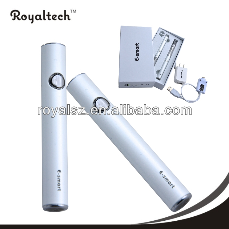 Original kanger hot selling ecig kanger e smart e cig kanger e-smart double kit electronic cigarette