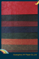 The phantom lines grain leatherette paper