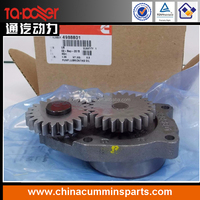 Dongfeng Genuine parts 6BT Diesel engine oil pump 4939586 wholesale price small oil pump with CE approved