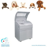 HK-8008V 200T/h Analytical Room Use Veterinary automatic biochemistry analyzer