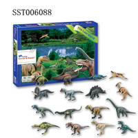 3D dinosaur paper puzzle , happy and clever toys for kid