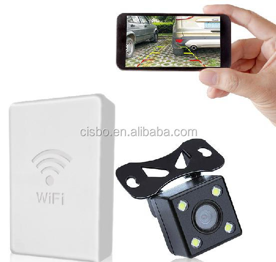 Universal WiFi Car Rear View Camera
