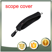 Tactical Gear Equipment Neoprene Rifle Scope Cover For Airsoft Paintball