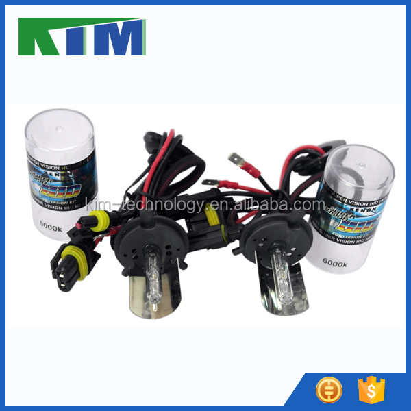 High quality new universal HID xenon kit auto headlight with all bulbs sizes