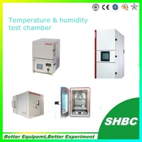 High-low desktop Temperature Humidity Test Chamber 100L