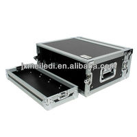 high quality big removable double side open Aluminum box tools case tools box hard filght case