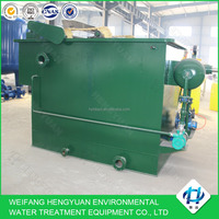 water purifier dissolved air flotation waste water treatment plant