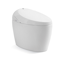 Automatic flush electric bathroom intelligent toilet